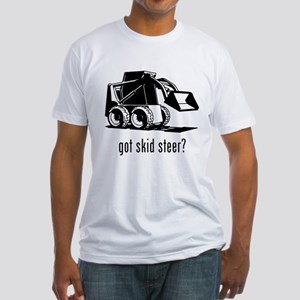 Skid Steer Fitted T-Shirt