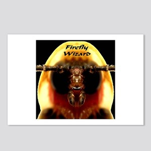 Firefly Wizard Postcards (Package of 8)