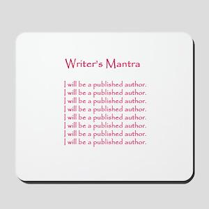 Romance Writers Mousepad
