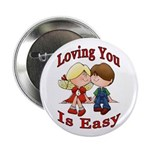 Loving You Is Easy Button