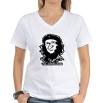 Viva La Revolucion Products Women's V-Neck T-Shirt