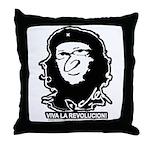 Viva La Revolucion Products Throw Pillow