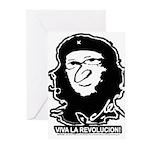 Viva La Revolucion Products Greeting Cards (Pk of
