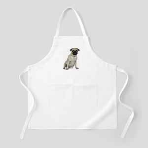 Fawn Pug BBQ Apron