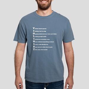 Violinist Women's Dark T-Shirt