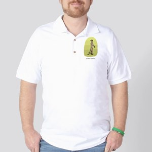 Meerkat Golf Shirt