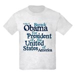 Vote 4 Obama Kids Light T-Shirt