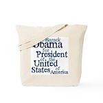 Vote 4 Obama Tote Bag