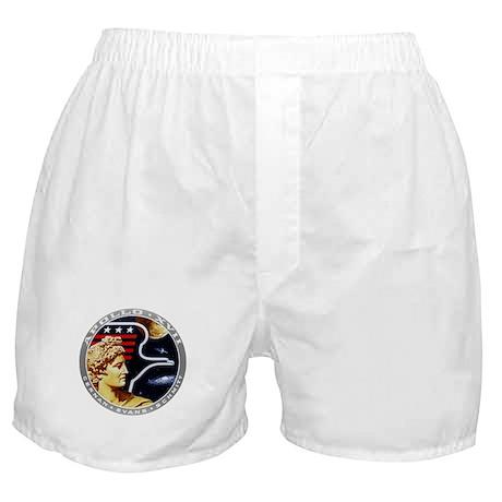Apollo XVII Boxer Shorts