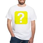 Question? White T-Shirt