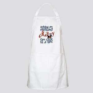 One Goat at a Time BBQ Apron