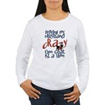 One Goat at a Time Women's Long Sleeve T-Shirt