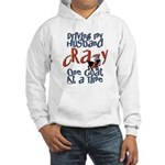 One Goat at a Time Hooded Sweatshirt