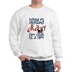 One Goat at a Time Sweatshirt