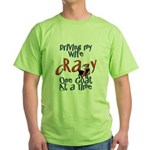 One Goat at a Time Green T-Shirt