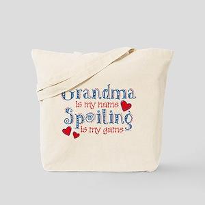 Spoiling Grandma Tote Bag