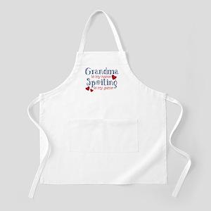 Spoiling Grandma BBQ Apron