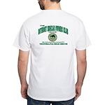 Internet Sidecar Owners Klub White T-Shirt