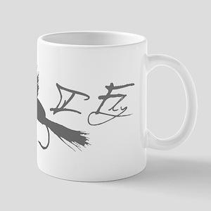 I Fly Fish Mug