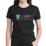 Obama 1up for America Women's Dark T-Shirt