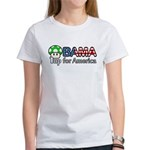Obama 1up for America Women's T-Shirt