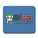 Obama 1up for America Mousepad