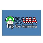 Obama 1up for America Postcards (Package of 8)