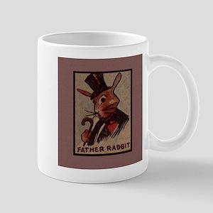 Father Rabbit Mug