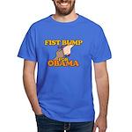 Fist Bump for Obama Dark T-Shirt