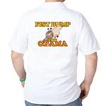 Fist Bump for Obama Golf Shirt