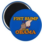 Fist Bump for Obama Magnet