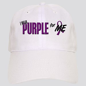 I Wear Purple For ME 10 Cap