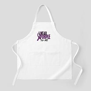 I Wear Purple For ME 10 BBQ Apron