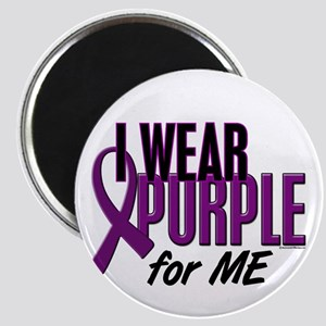 I Wear Purple For ME 10 Magnet