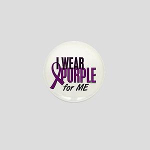 I Wear Purple For ME 10 Mini Button