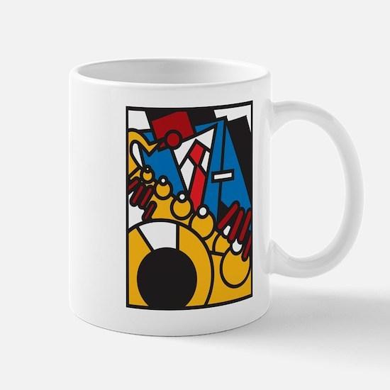 SAXOPHONE Mugs
