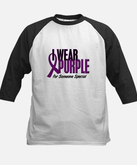 I Wear Purple For Someone Special 10 Tee