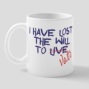 Election 08 Mug