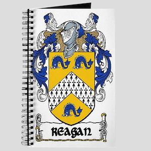Reagan Coat of Arms Journal