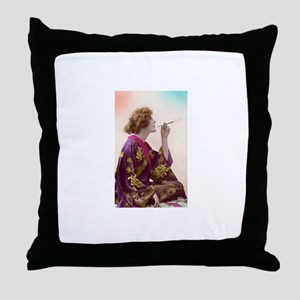 Vintage Photo 38 Throw Pillow