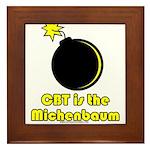 CBT is the Michenbaum Framed Tile