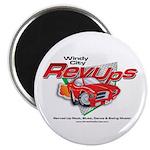 WCRU 2.25 Magnet (100 pack)