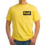 WCRU Yellow Trucker Shirt