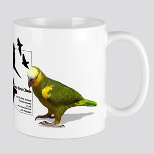 Amazons of Arizona Bird Clinic Mug