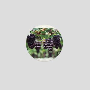 Vine & Fig Tree Mini Button