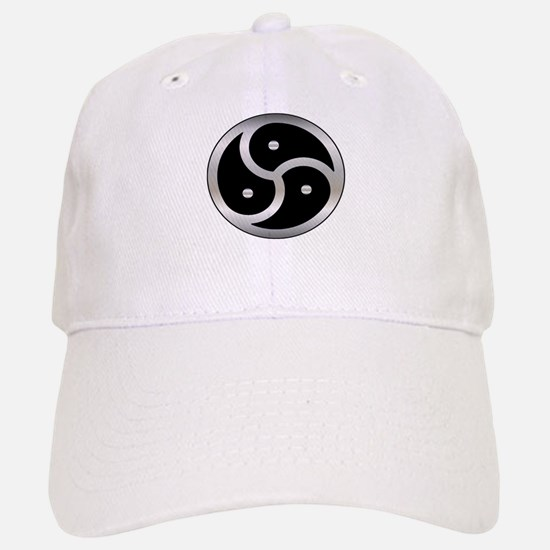 BDSM Femdom Triskelion symbol Baseball Baseball Cap