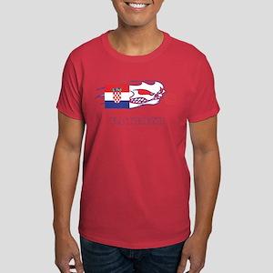 "Whooligan Croatia ""Vetreni"" Dark T-Shirt"