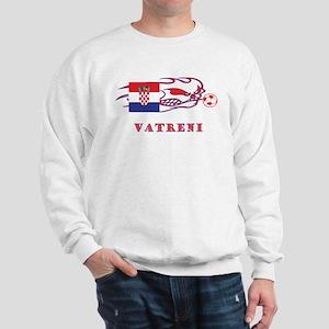 "Whooligan Croatia ""Vetreni"" Sweatshirt"