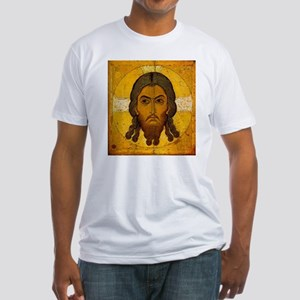 Christos Acheiropoietos Fitted T-Shirt
