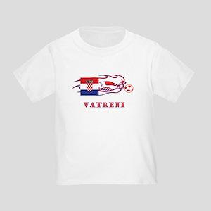 "Whooligan Croatia ""Vetreni"" Toddler T-Shirt"